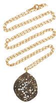 Cvc Stones Sway 18K Gold, Diamond And Stone Necklace