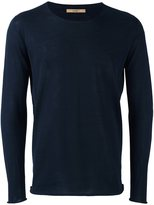Nuur crew neck jumper - men - Merino - 46