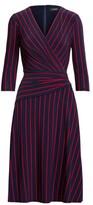 Thumbnail for your product : Lauren Ralph Lauren Ralph Lauren Striped Jersey Dress