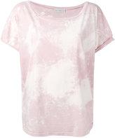 Faith Connexion distressed T-shirt - women - Cotton - S