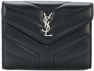 Saint Laurent LouLou flap wallet