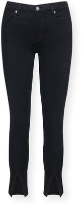 Blank NYC Night Mania Vented-Hem Skinny Jeans