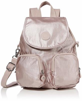 Kipling Womens Firefly Up Backpack Multicolour (Dot Dot Dot Emb)