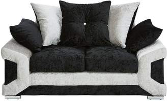 AvenueFabric 2Seater Scatter Back Sofa