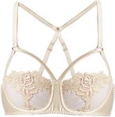 Fleur of England Golden Hour lace balconette bra