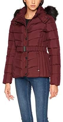 Kaporal Women's Body Jacket, Brown Bordeaux
