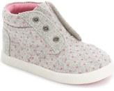 Toms 'Paseo' High Top Sneaker (Baby, Walker & Toddler)