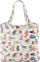 Cath Kidston Dogs Foldaway Shopper