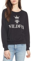 Wildfox Couture Women's Alchemy Junior Sweatshirt