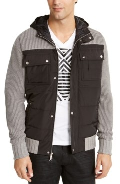 INC International Concepts Inc Men's Ritzio Sweater Jacket, Created for Macy's