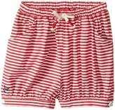 Ralph Lauren Jersey Stripe Knit Shorts Girl's Shorts