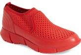 Calvin Klein 'Werner' Perforated Slip-On Sneaker (Women)