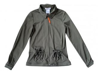 Christian Dior Khaki Viscose Jackets