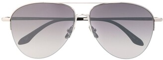 EQUE.M Bog Rock aviator sunglasses