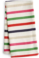 Kate Spade New Food For Thought Table Linens Collection Striped Napkin