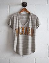 Tailgate Michigan Wolverines V-Neck