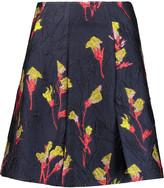 Jason Wu Floral-jacquard mini skirt