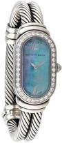 David Yurman Madison Diamond Watch