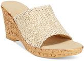 Onex Bianca-2 Platform Wedge Sandals
