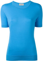 John Smedley Daniella knit T-shirt - women - Cotton - M