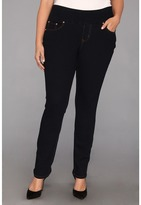 Jag Jeans Plus Size Nora Pull-On Skinny in After Midnight