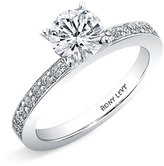 Nordstrom Bony Levy Channel Set Diamond Engagement Ring Setting Exclusive)