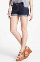 Jessica Simpson 'Forever' Cuff Denim Shorts