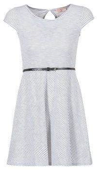 Moony Mood IKIMI women's Dress in White