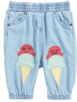 Stella McCartney Pipkin Chambray Pants