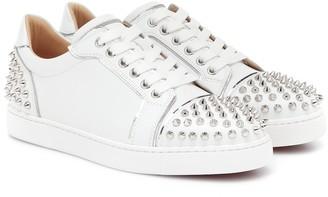 Christian Louboutin Vieira 2 leather sneakers