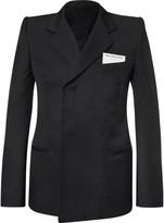 Balenciaga - Slim-Fit Twill Suit Jacket