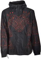 Marcelo Burlon County of Milan Abstract Print Jacket