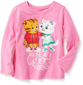 Old Navy Daniel Tiger's Neighborhood Graphic Tee for Toddler Girls