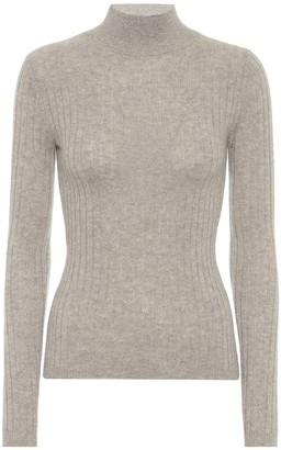 Jardin Des Orangers Ribbed knit cashmere turtleneck sweater
