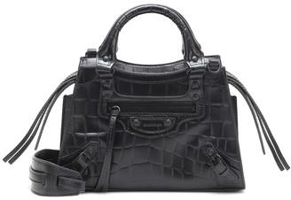 Balenciaga Neo Classic Mini leather tote