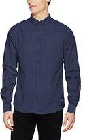Blend of America Men's Long Sleeve Casual Shirt