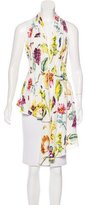 ADAM by Adam Lippes Floral Print Sleeveless Top w/ Tags