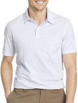 Van Heusen Short Sleeve Traveler Polo Shirt
