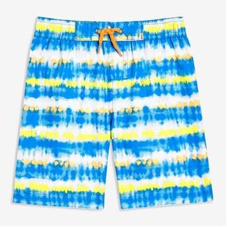 Joe Fresh Toddler Boys' Swim Shorts, Blue (Size 5)
