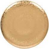 L'OBJET Alchimie Gold Charger Plate