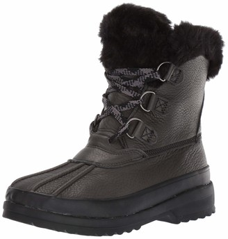 Sperry Womens Maritime Winter Boot Leather Boots