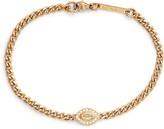 Chicco Zoe Paris Diamond Halo Chain Chain Bracelet