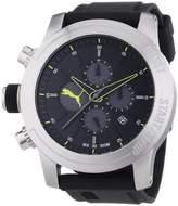 Puma Men's PU103791002 Rubber Quartz Watch