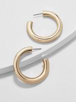 BaubleBar Chrissey Hoop Earrings