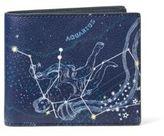Michael Kors Aquarius Leather Billfold Wallet