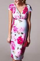 tiffany rose Maternity And Nursing Floral Dress