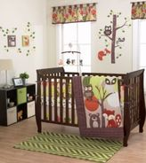 Belle Foxy & Friends Crib Bedding Collection