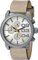Diesel Women's DZ5462 Analog Display Analog Quartz Brown Watch
