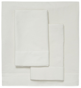 Matteo Washed Sateen Cotton Sheet Set