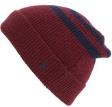 Polo Ralph Lauren Men's Rugby Stripe Beanie - Red